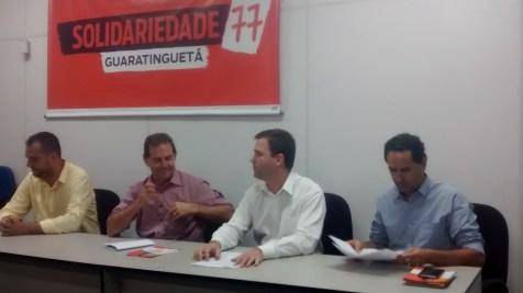 Posse do Solidariedade de Guara (18)
