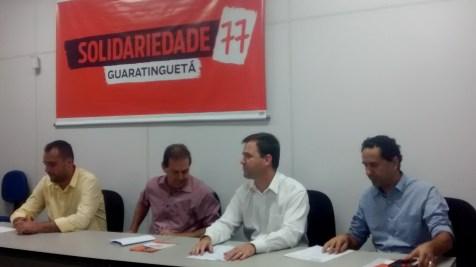 Posse do Solidariedade de Guara (20)