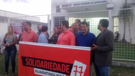 Posse do Solidariedade de Guara (9)