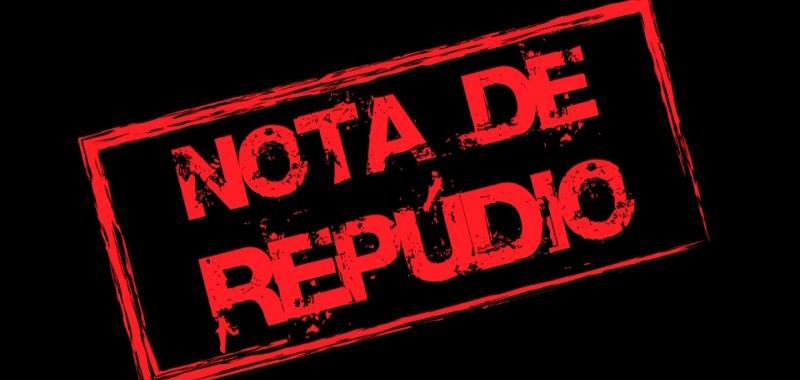NOTA DE REPÚDIO A ATOS DE ALGUNS BLOGUEIROS DA REGIÃO