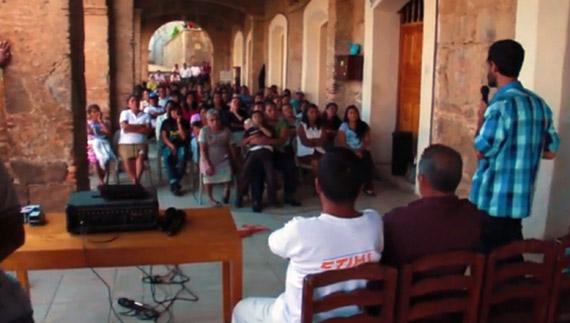 Una ONG y el pueblo logró lo que nadie en México: romper el monopolio. Foto: Vimeo