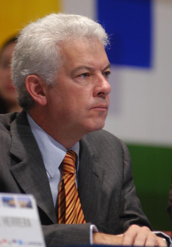 Gastón Azcárraga, uno de los empresarios que ha librado la acción de la justicia. Foto: Cuartoscuro.