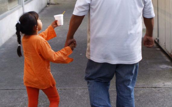 En el mundo crecen las asociaciones de padres que no pueden ver a sus hijos. Foto: Francisco Cañedo