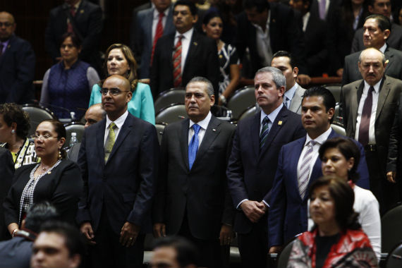 La remuneración total anual de un Diputado Federal será de un millón 446 mil 145 pesos para el próximo año. Foto: Cuartoscuro