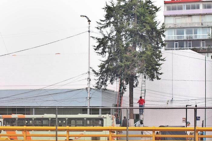 Pero aunque las cosas no están del todo limpias en el recién construido edificio, puede decirse que el Verde cumplió. Foto: Francisco Cañedo, SinEmbargo