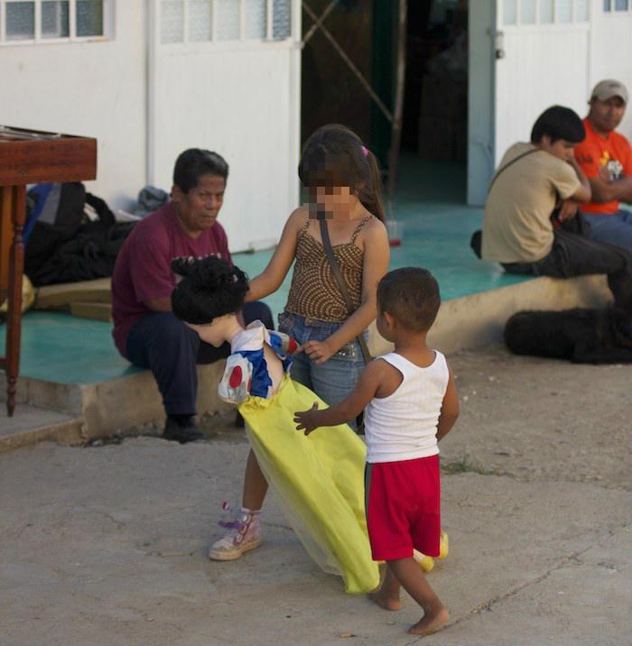 La falta de revisión en cada caso de deportación, podría poner en riesgo sus vidas, dijo Wola. Foto: Cuartoscuro