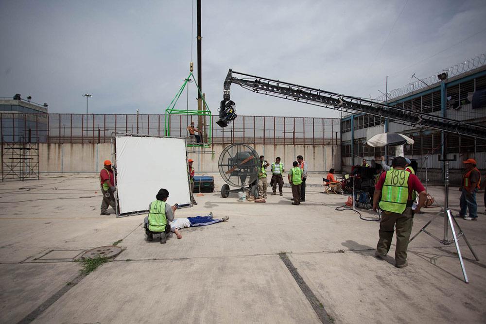 Foto: Cortesía de la película La Cuarta Compañía