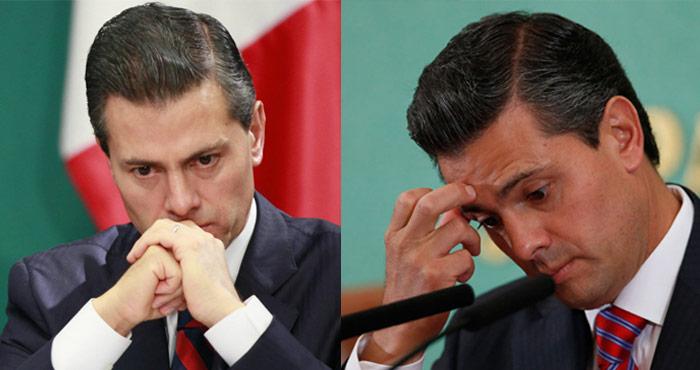 Dos fotos recurrentes en la prensa extranjera, una de AP y otra de EFE.