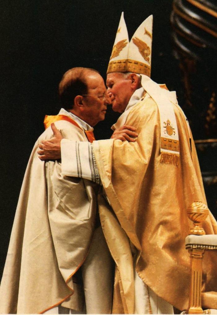 El padre Marcial Maciel, fundador de la congregación de los Legionarios de Cristo. Foto: Cuartoscuro.