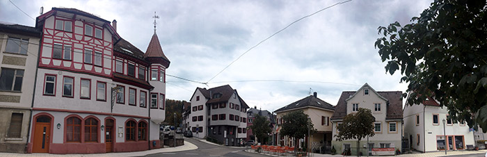 Oberndorf posee una población de 13 mil 500 habitantes