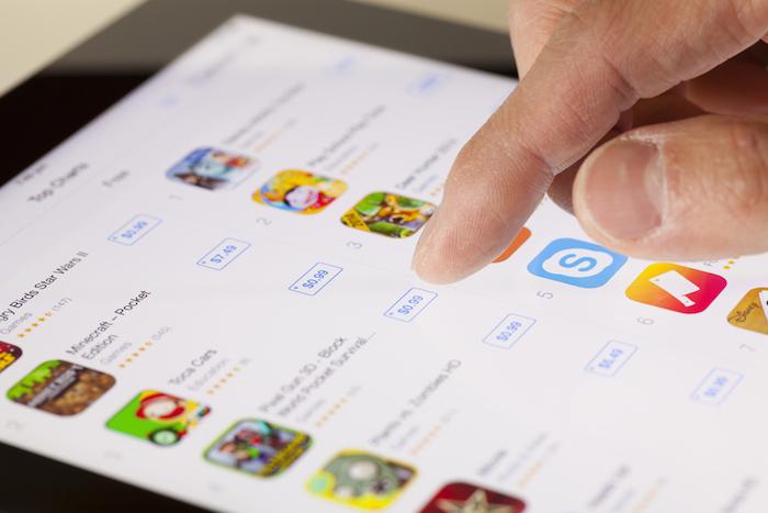 Hay que pensar en las prioridades al querer que una app sea consumida. Imagen: Shutterstock