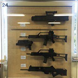 Moderno armamento de Heckler & Koch, primera empresa de abasto de armas ligeras para fuerzas militares del mundo