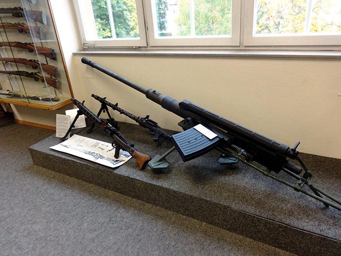 Oberndorf am Neckar es sinónimo de armas