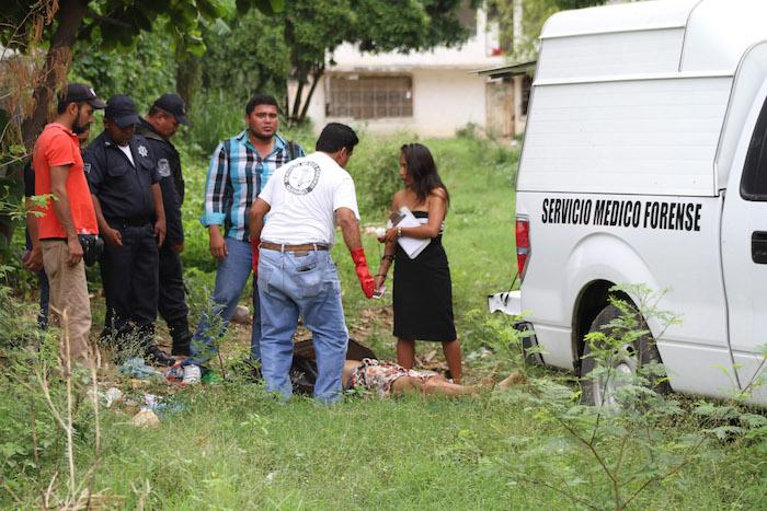 De acuerdo con cifras oficiales, el año pasado fueron asesinadas 2 mil 16 personas en Guerrero.
