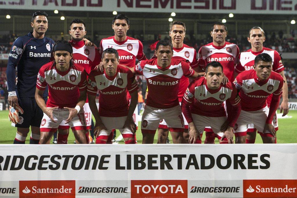 Los escarlatas comenzaron su tercera participación en la Libertadores con el pie derecho. Foto: @TolucaFC