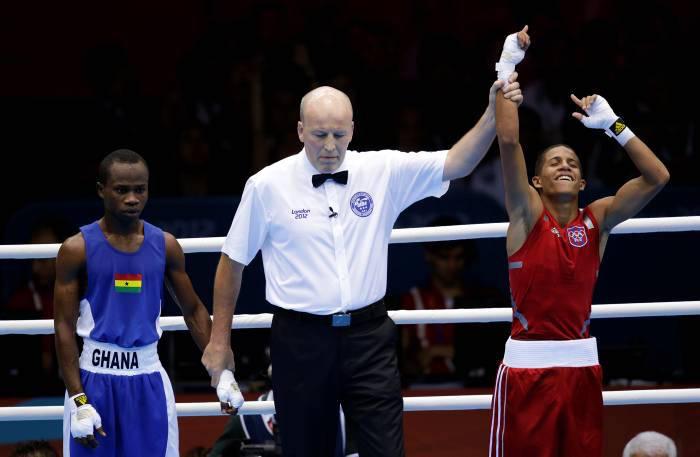 El boxeo es de los pocos deportes olímpicos que aún es exclusivo para amateurs. Foto: AP
