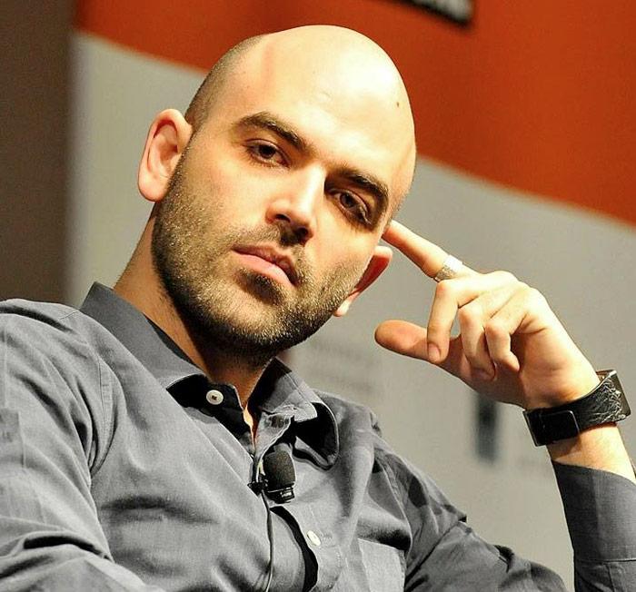 Roberto Saviano, periodista y escritor italiano, y uno de los más reconocidos estudiosos del crimen organizado. Foto proporcionada por él.