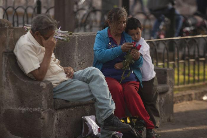 Según datos del Inegi, los ingresos de los mexicanos más pobres aumentaron 33.9 por ciento en el último año. Foto: Cuartoscuro