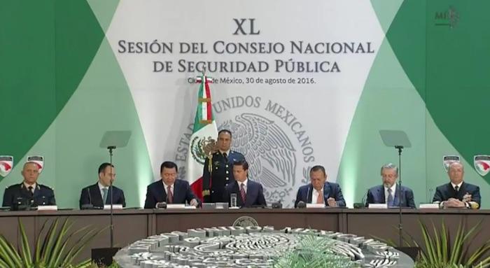 Foto: Twitter Presidencia de México
