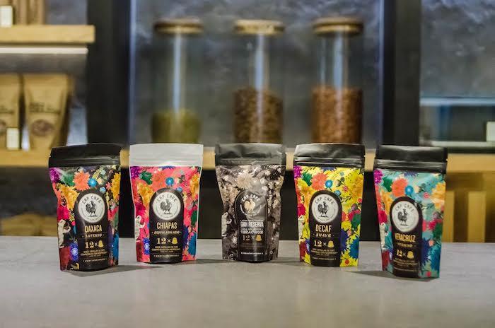 Además de un café de calidad incluyen un empaquetado y diseño originales. Foto: Cortesía Cap de Café