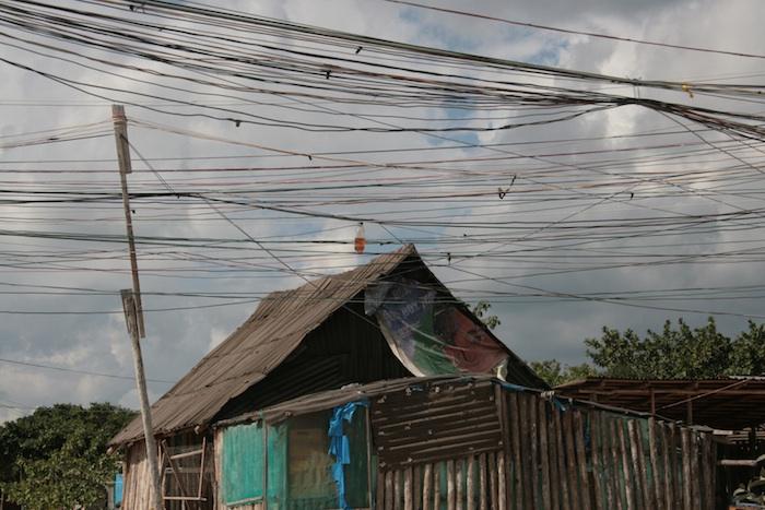Diablitos en Cancún, Quintana Roo. Foto: Cuartoscuro.
