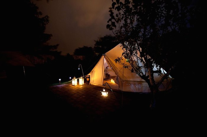 Foto: Grove Lane Glamping Tented Camp