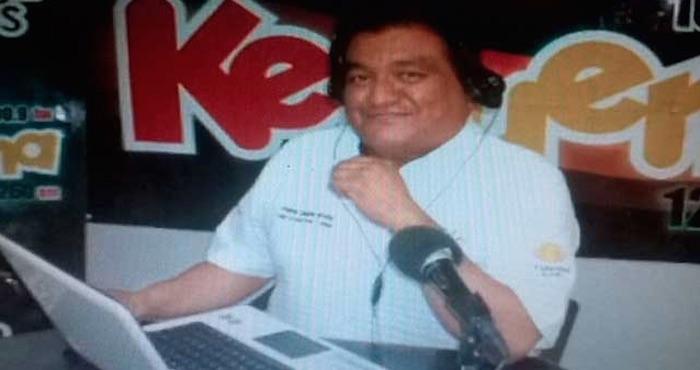 Armando Saldaña Morales, asesinado en mayo de 2015. Foto: Especial