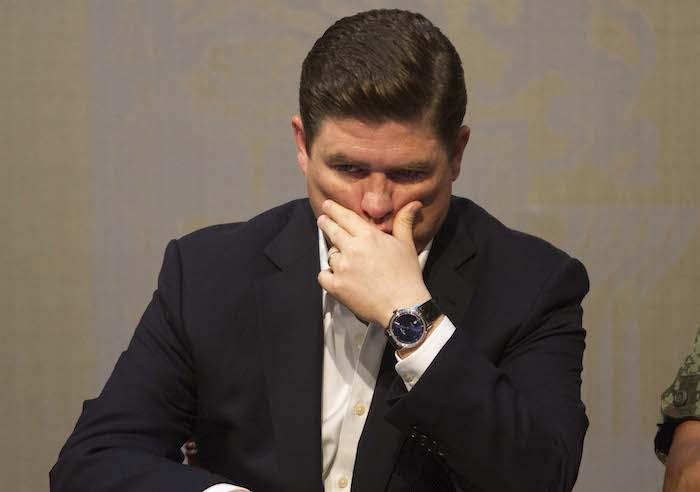 Rodrigo Medina, ex Gobernador de Nuevo León. Foto: Cuartoscuro