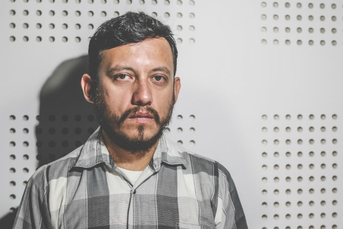 Rubén Espinosa, exiliado de Veracruz por amenazas y acoso, encontró la muerte en la Ciudad de México en julio de 2015. Foto: Francisco Cañedo, SinEmbargo
