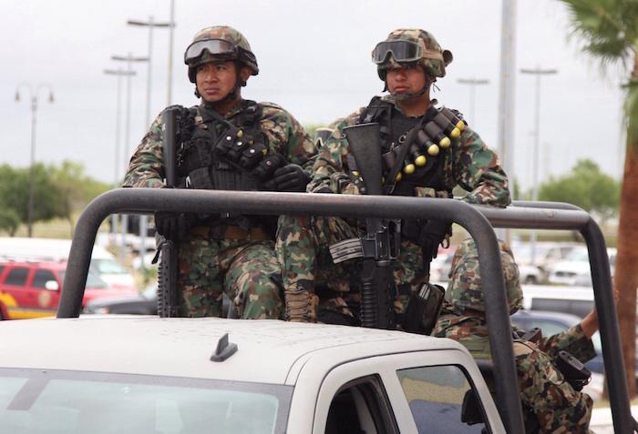 Castilló acusó que las fuerzas armadas delegan sus armas al narcotráfico. Foto: Cuartoscuro
