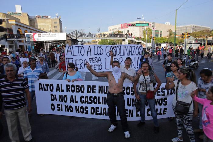 """Algunos asistentes afirmaron que realizarán un boicot y llamarán a la """"desobediencia civil pacífica"""". Foto: Cuartoscuro"""