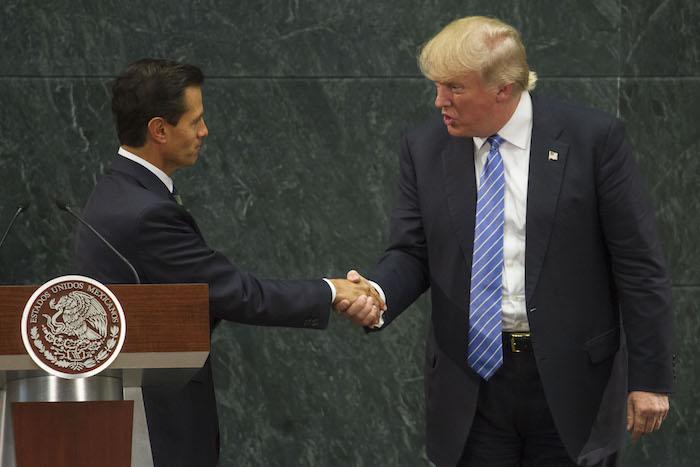 La designación de Videgaray fue hecha con miras a la llegada de Trump al poder, coincidieron expertos. Foto: isaac Esquivel, Cuartoscuro