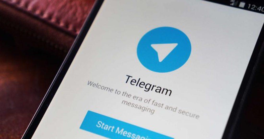 Ciberdelincuentes en Telegram