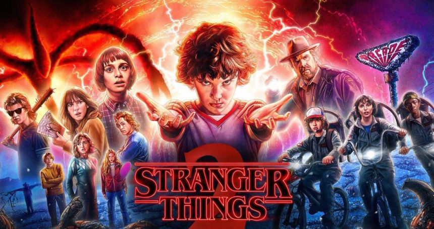 stranger things - Cinco razones para volver a ver todos los episodios de Stranger Things previo a la tercera temporada
