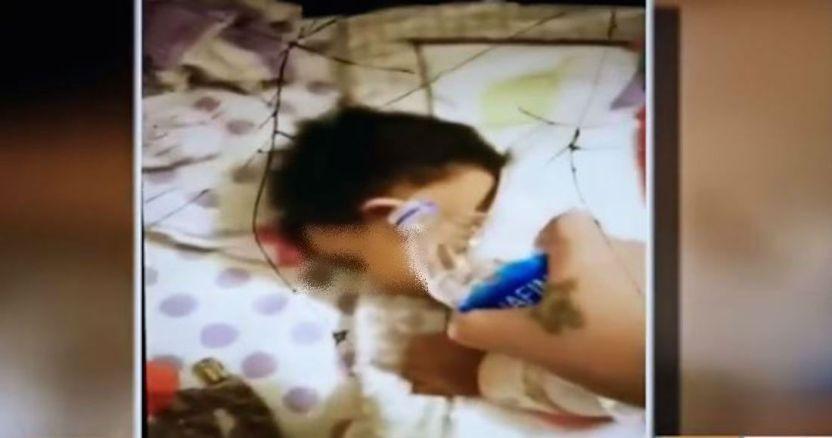 bebe video - Una niña de 11 años es investigada en EU por el presunto asesinato a golpes de un bebé