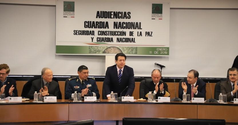 guardia nacional encuesta - La aprobación de AMLO aumenta 4.5% en su primer trimestre en la Presidencia
