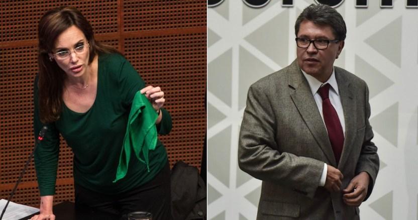 captura de pantalla 2019 03 08 a las 13 45 21 - Lilly Téllez anuncia que deja la bancada de Morena, y usuarios de Twitter le piden dejar su curul