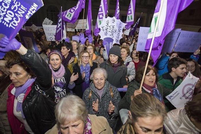 fotonoticia 20190307192935 500 - España celebra segunda huelga feminista de su historia con manifestaciones por todo el país
