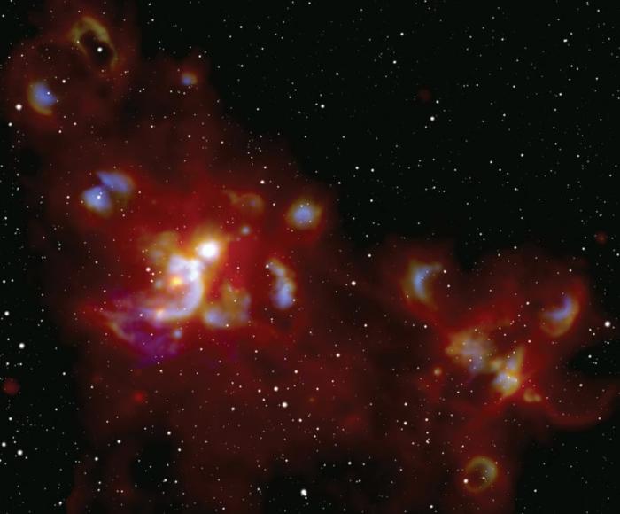 estrellas 2 - Chile cuenta con un ADN minero: el cobre y el litio, las joyas preciadas de su economía