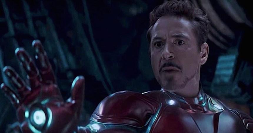 iron man 2 - VIDEO: Fandango comparte el casting que Robert Downey Jr. realizó para el personaje de Iron Man