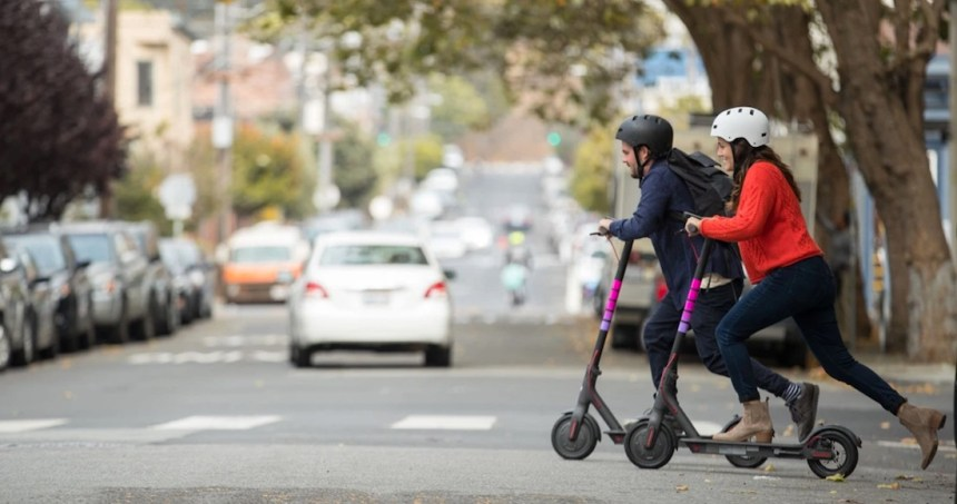 scooters - Los patines robados a Grin en la CdMx, que obligó a cerrar la empresa, se venden en Facebook