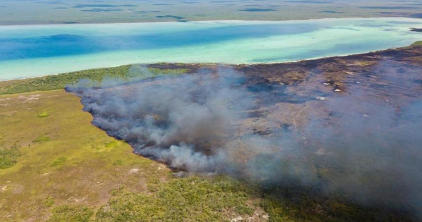 """incendio quintana roo - Incendios en Portugal están en """"fase de resolución""""; han arrasado más de 8 mil 500 hectáreas"""