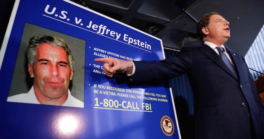 red empresario sexual - El Secretario de Trabajo de EU renuncia después de acusaciones por manejo del caso Epstein