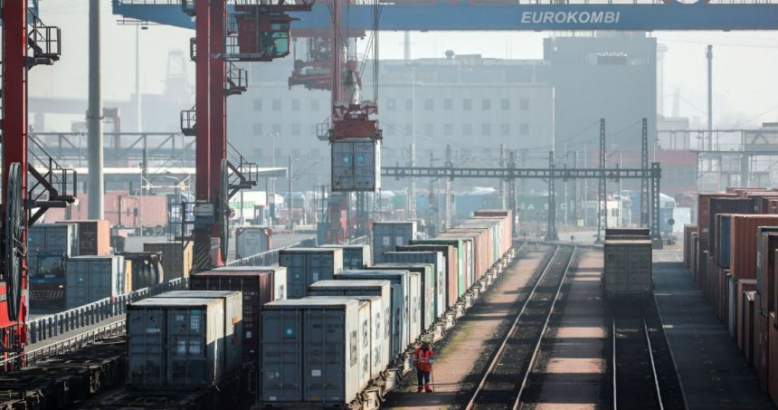 alemania - La caída de la Bolsa Mexicana es la peor en 5 años; se agrava con malos datos desde China y la UE