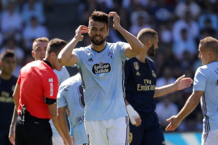 juga2 - El Real Madrid derrota 3-1 al Celta de Vigo pese a jugar media hora con inferioridad numérica