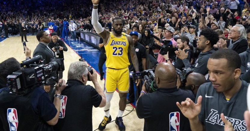 1000 12 - LeBron James establece nueva marca al ser elegido por decimosexta vez a un equipo All-NBA