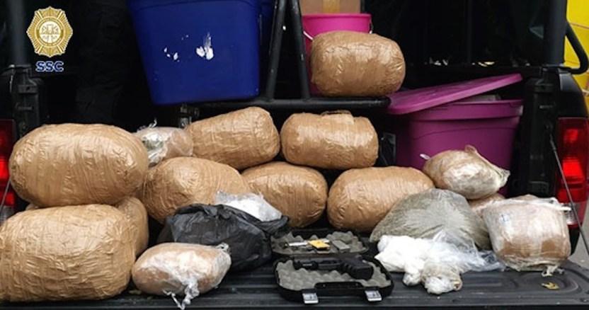 51 - La SSC detiene a 16 presuntos narcomenudistas en Tepito, CdMx, y asegura cinco inmuebles - #Noticias