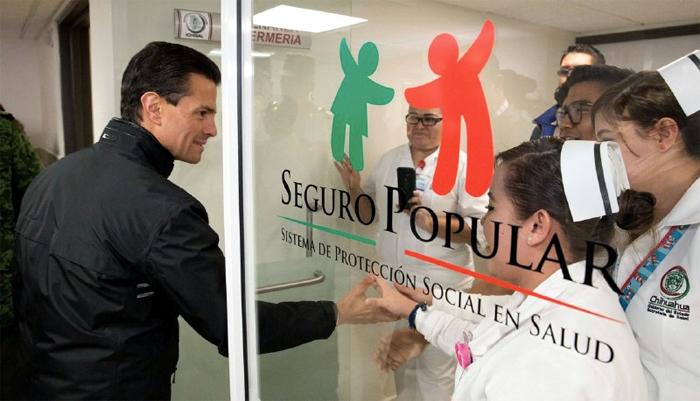 epn salud - ASF: Estados malgastaron 77 mil 606 millones de pesos del Seguro Popular en 10 años con FCH y EPN - #Noticias