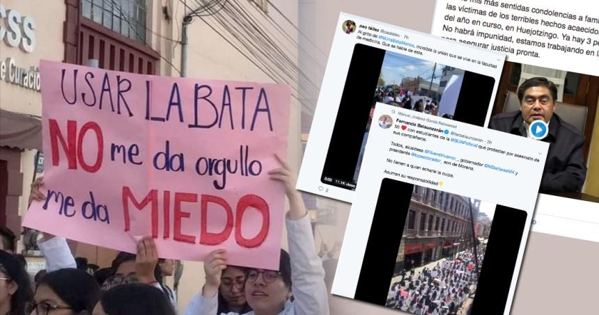 destacadapuebla - Juez libera a 2 de los 3 presuntos asesinos de los estudiantes en Puebla, y la FGE los reaprehende - #Noticias
