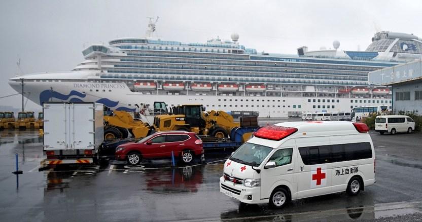 """dos muertos crucero japon - La OMS pide a la comunidad internacional tomar """"muy en serio"""" el plan de respuesta contra el coronavirus - #Noticias"""
